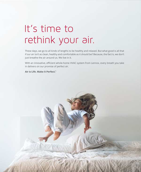 It's time to rethink you air
