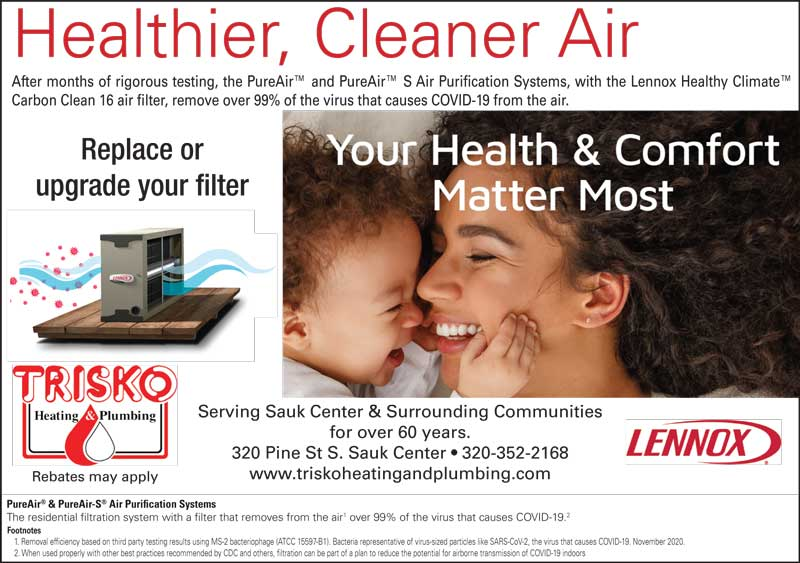 Healthier, Cleaner Air